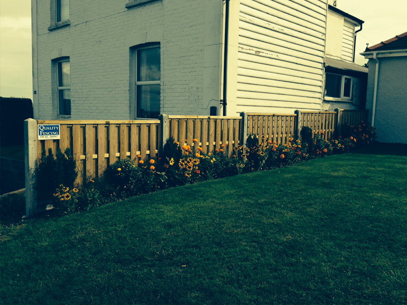 Quality Domestic Fencing Installers In Deal Kent