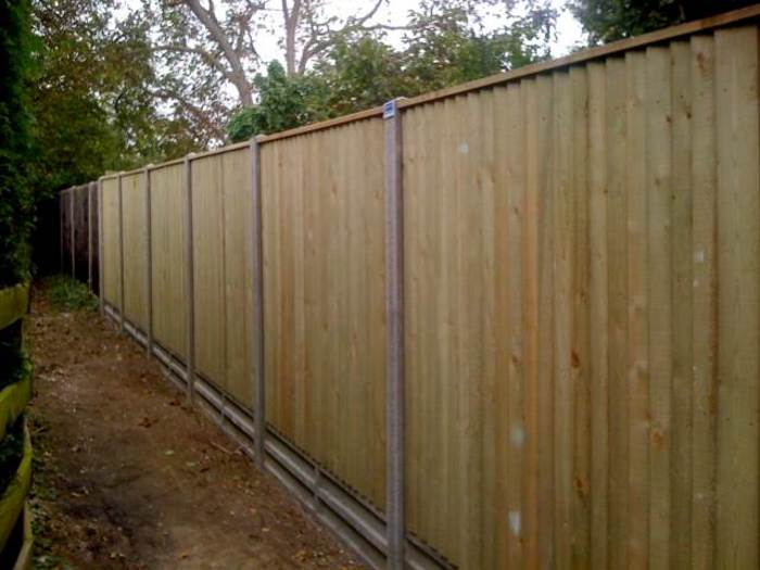Concrete Post Fencing Suppliers In Kent