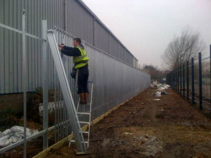 Kent Security Fencing Specialists