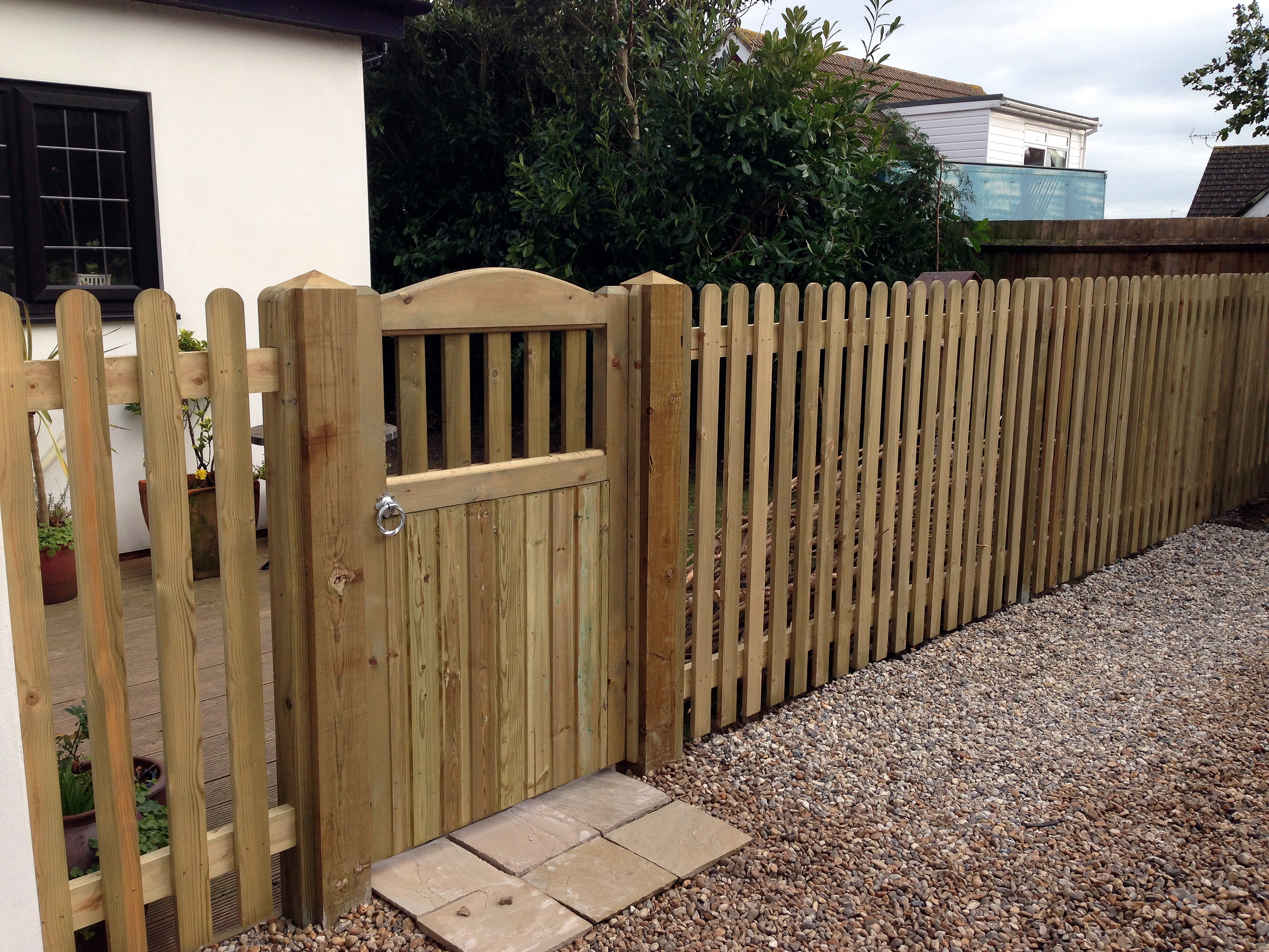 Kents Timber Fencing Installers
